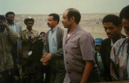 The two leaders enjoyed a close friendship prior to 1998